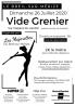 Vide-greniers - Le Breil-sur-Mérize