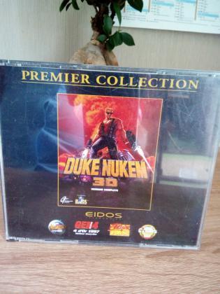 Jeu Duke Nuken 3D