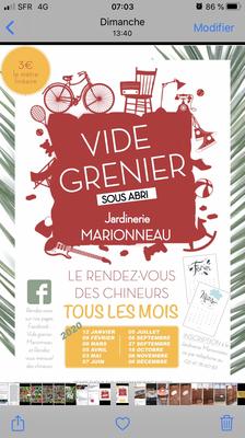 Vide-greniers de Sainte-Gemmes-sur-Loire
