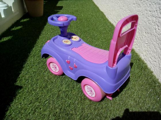 Porteur Enfant Auto
