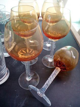 Lot de verres