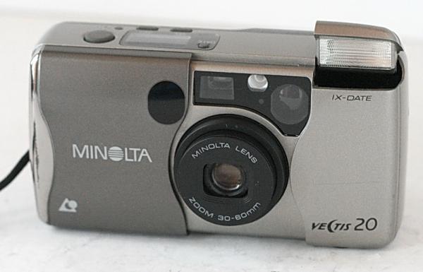 Appareil photo Minolta Vectis 20