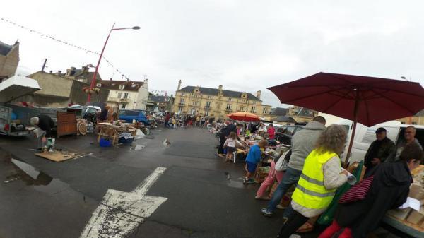 Vide-greniers de Lion-sur-Mer