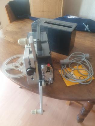 Projecteur films Super 8
