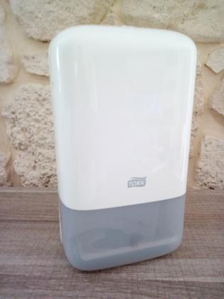 Distributeur professionnel de papier toilette Blanc TORK