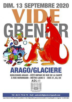 Vide-greniers de Paris 13