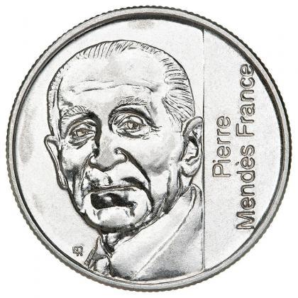 Pièce de 5 francs Mendès France