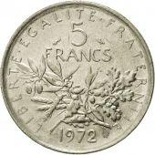 5 francs Semeuse 1972 en nickel