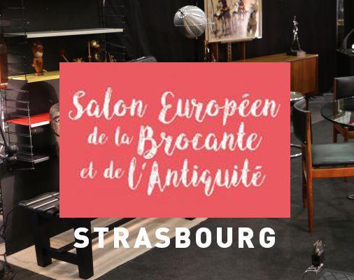Salon européen de la Brocante et de l'Antiquité de Strasbourg