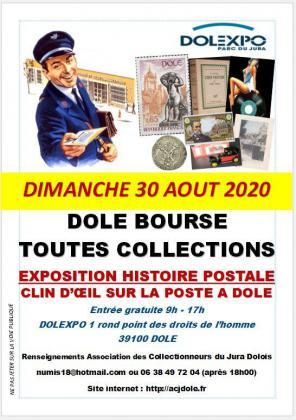 Bourse toutes collections de Dole