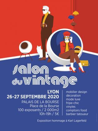 Salon du Vintage - Lyon 02