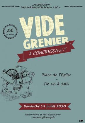 Vide-greniers de Concressault