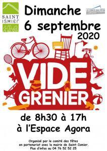 Vide-greniers de Saint-Ismier