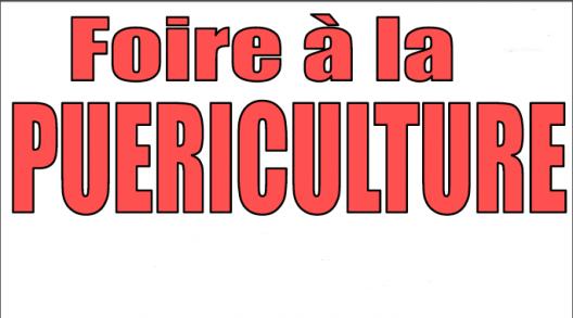 Foire à la puériculture de La Couture-Boussey