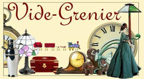 Vide-greniers - Allemagne-en-Provence
