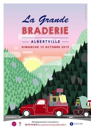 Grande Braderie - Albertville