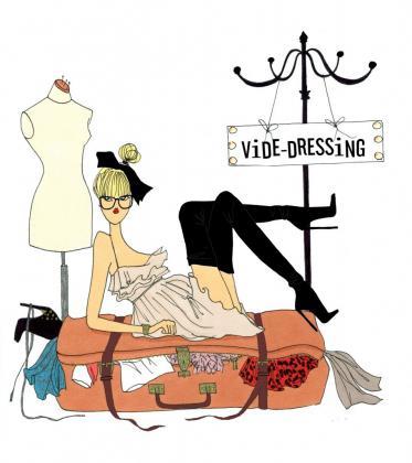 Vide dressing de Grièges