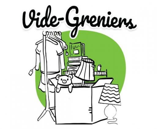 Vide-greniers - Le Poizat-Lalleyriat