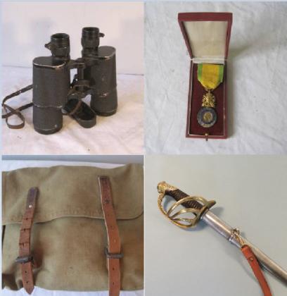 Bourse d'antiquités militaires de Vincey