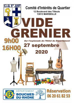 Vide-greniers de Marseille 01
