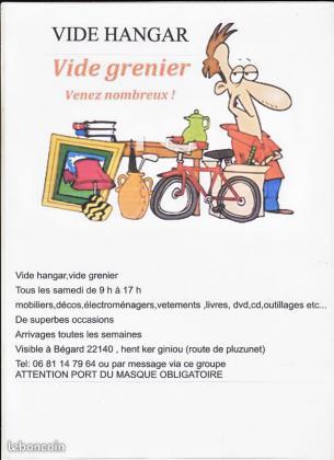 Vide-greniers de Bégard