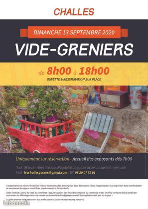 Vide-greniers de Challes
