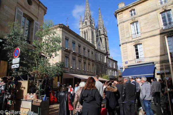 Brocante de Bordeaux