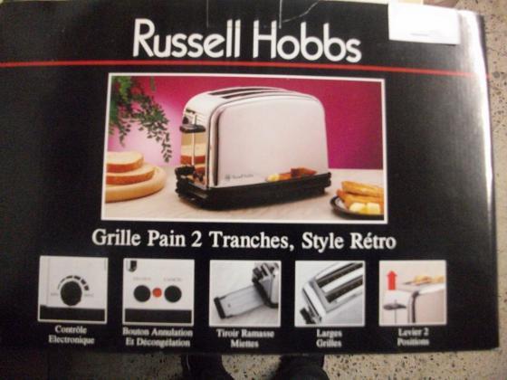 Grille-Pain Double/Toaster Neufs à 18 € pièce