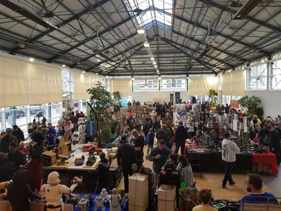 Bourse Toys Normandy de Cherbourg-en-Cotentin