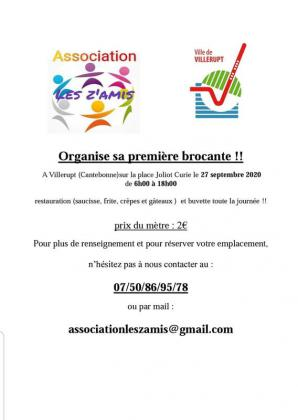 Brocante Vide-greniers de Villerupt