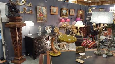 Salon Antiquités - Brocante de Bagnoles de l'Orne