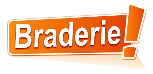 Braderie de l'association Partage Sénégal - Étalondes