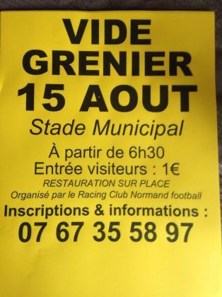 Vide-greniers de Beuzeville-la-Grenier