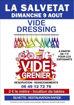 VIDE DRESSING / VIDE-GRENIER
