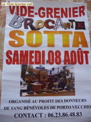 Brocante Vide-greniers de Sotta
