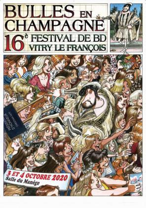 Festival BD de Vitry-le-François