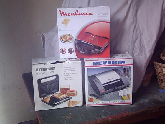 Appareils à Croque-Monsieur (Toaster)