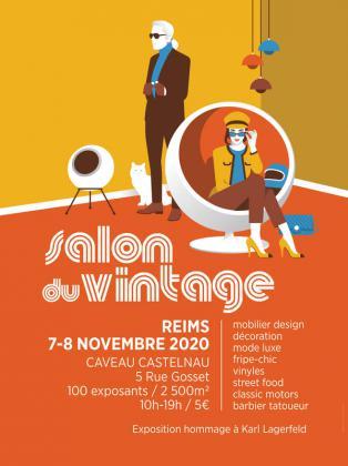 Salon du Vintage de Reims