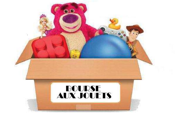 Bourse aux jouets de La Bazoque