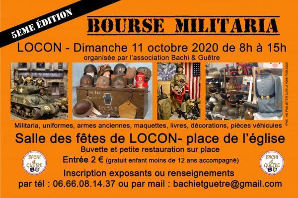 Bourse militaria de Locon