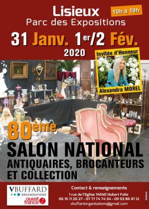 Salon Antiquités Brocantes de Lisieux