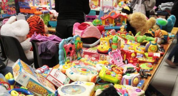 Bourse aux jouets puériculture et vêtements enfants - Eschau