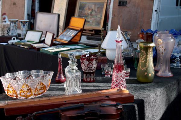 Brocante Vide-greniers de Luxé