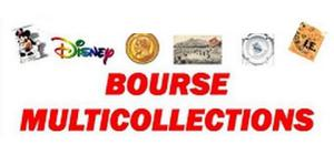 Bourse Multicollections - Étampes