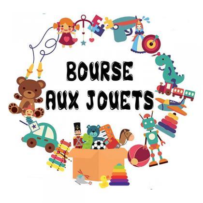 Bourse aux jouets et petite brocante de Bourges