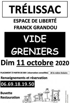 Vide-greniers de Trélissac