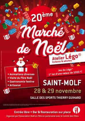 Marché de Noël de Saint-Molf