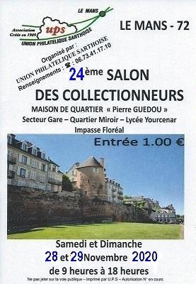 Salon des collectionneurs - Le Mans