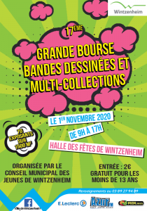 Grande Bourse BD et Multicollections de Wintzenheim