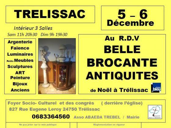 Belle Brocante et Antiquités de Trélissac